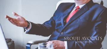Srouji Avocats, client de l'agence SEM Digiberries.