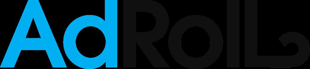 Logo de AdRoll, l'alernative Google Ads