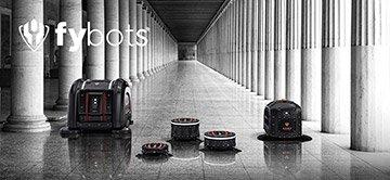 Fybots, client de l'agence SEA et SEO Digiberries.