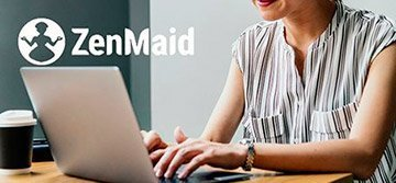ZenMaid, client des expert en référencement Digiberries