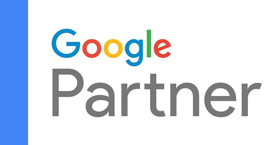 Badge d'agence certififiée Google Partner
